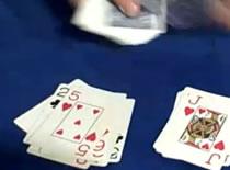 Jak wykonać sztuczkę z literowaniem kart