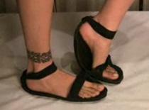 Jak zrobić sandały ... ze starej opony