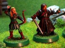 Jak malować figurki Lord of the Rings #1