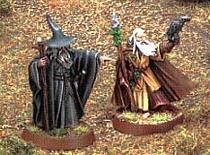 Jak malować figurki Lord of the Rings #2