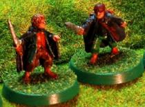 Jak malować figurki Lord of the Rings #3