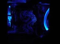Jak oświetlić wnętrze komputera
