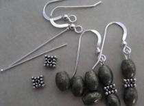 Jak zrobić kolczyki ze srebra