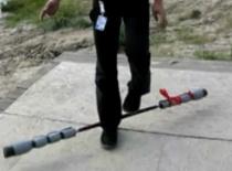 Jak wykonać wyrzut kijem - Wykop z obrotem