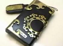 Jak zrobić metalowe ozdoby do odtwarzacza Samsung
