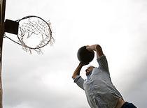 Jak trenować wyskok w koszykówce #3
