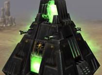 Jak wykonać oświetlenie do modelu Necron Monolith #2