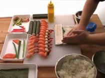 Jak zrobić sushi - kalifornijskie uramaki