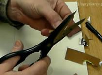 Jak zrobić szablon do odrysowywania wzorników steru
