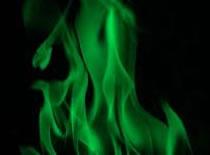 """Jak zrobić """"zielony płomień boranu"""" - niesamowita chemia #2"""
