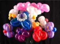 Jak zrobić kwiatek z balonu