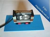 Jak zrobić statyw do aparatu z klocków Lego