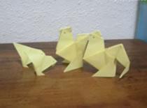Jak zrobić kurczaka z papieru