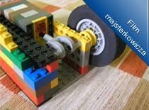 Jak zrobić silnik Lego napędzany ... odkurzaczem