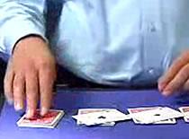 Jak ułożyć i przekładać talię aby otrzymać wybrane karty