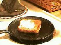 Jak zrobić tosta z jajkiem