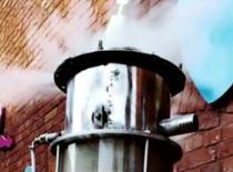 Jak wykonać wybuch mąki w warunkach laboratoryjnych