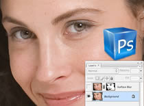Jak wygładzić skórę w Abobe Photoshop