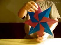 Jak zrobić gwiazdę ośmioramienną