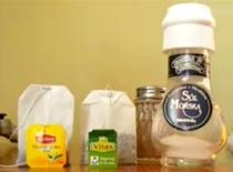 Jak wykonać dowcip z herbatą