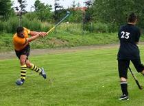 Jak grać w hokeja na trawie - Trening Bramkarza #1