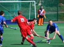 Jak grać w hokeja na trawie - Trening Bramkarza #3