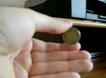 Jak zrobić znikającą monetę