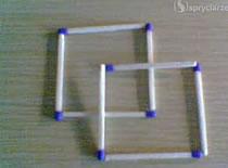 Jak zrobić trzy kwadraty