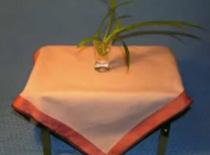 Jak zrobić samosprzątający się stolik