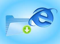 Jak zmienić folder pobierania w Internet Explorer 6/7