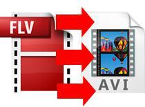 Jak konwertować filmy z formatu .flv do .avi