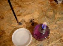 Jak spalać magnez w parze wodnej