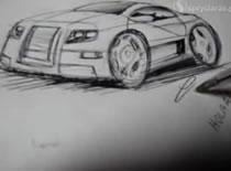 Jak narysować speedy car