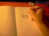 Jak narysować głowę w stylu Manga