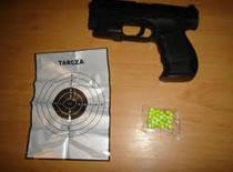 Jak zrobić pistolet na kulki