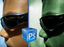 Jak zmienić zdjęcie - efekt Matrixa
