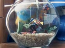 Jak zrobić akwarium dla dziecka