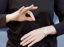 Jak nauczyć się języka migowego - alfabet