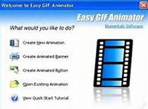 Jak zrobić baner - Easy Gif Animator