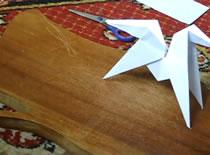 Jak zrobić konia origami