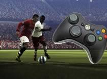 Jak zrobić przewrotkę w FIFA '09 (Xbox 360)