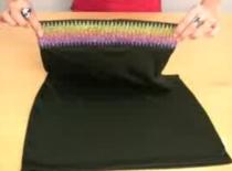 Jak zrobić spódniczkę z pasem