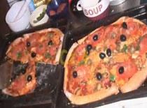 Jak zrobić pizzę - Gotuj z Lotnikiem #3
