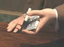 Jak przekładać karty jedną ręką