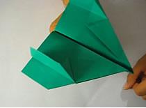 Jak zrobić samolot z papieru - bombowiec