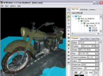Jak importować obiekty do mapek w Worms 3D