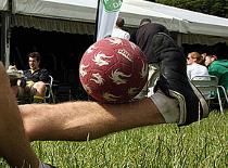 Nauka trików Freestyle Football 4