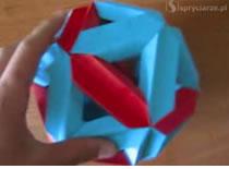 Jak zrobić przestrzenną kulę origami
