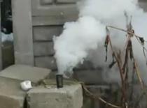 Jak zrobić świecę dymną - korpus i piłeczki