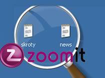 Jak przybliżać ekran - program ZoomIt